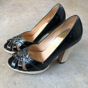Cole Haan Nike Charlize Pumps Espadrille Heels